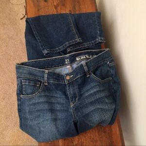 Woman's jeans NYC size 10
